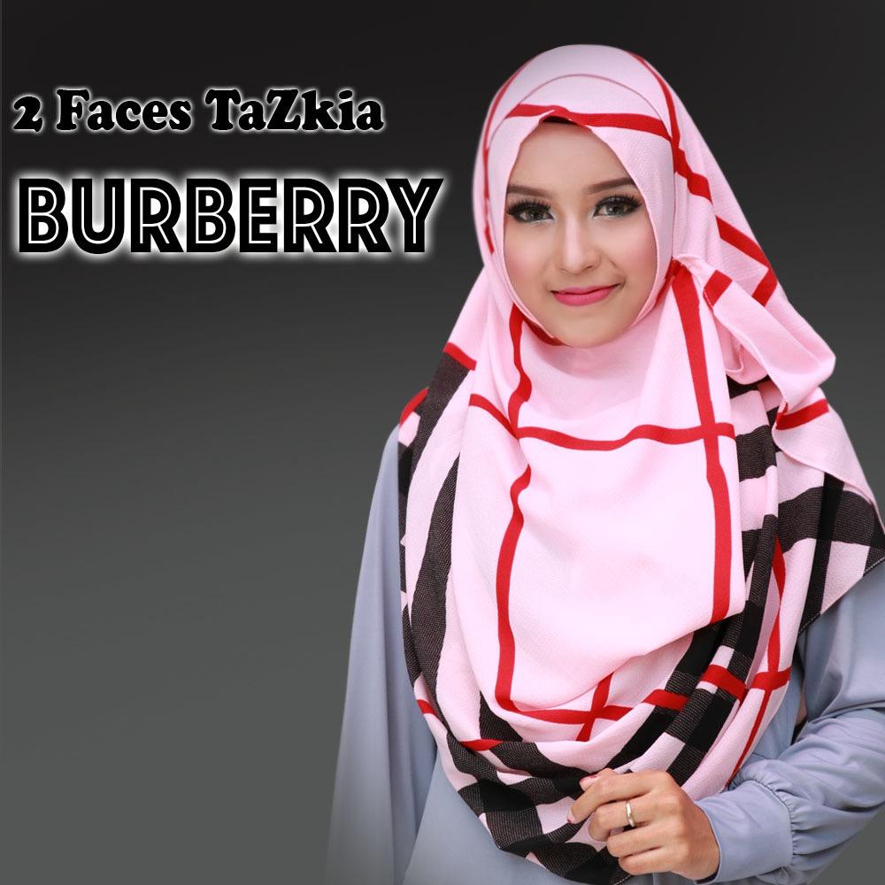 burbery-pink-hitam