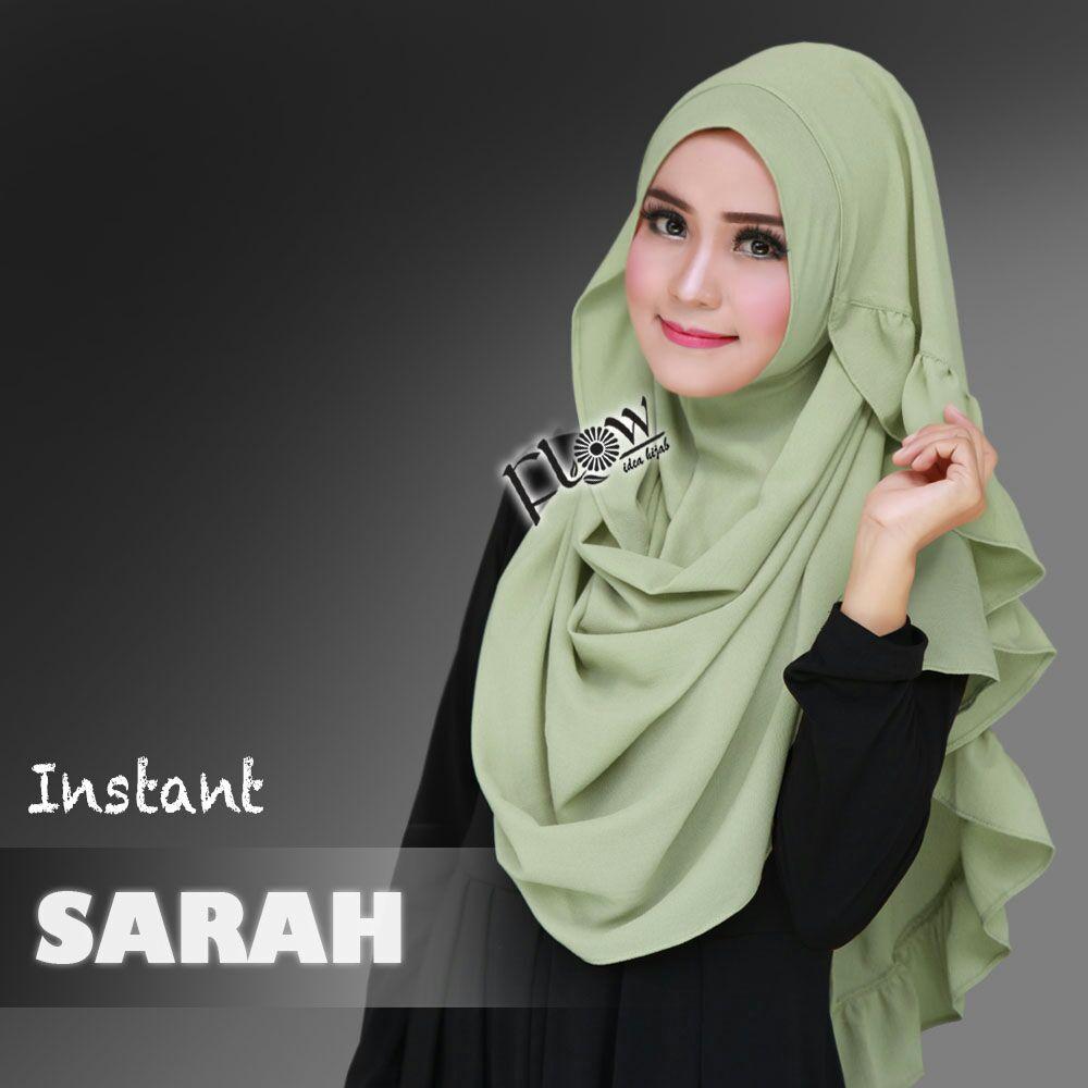 instant-sarah-hijau