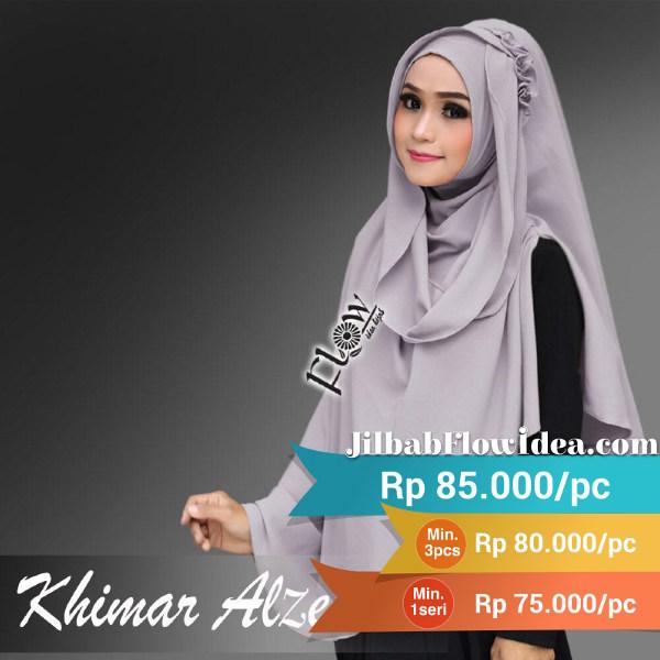Khimar-Alzena-harga
