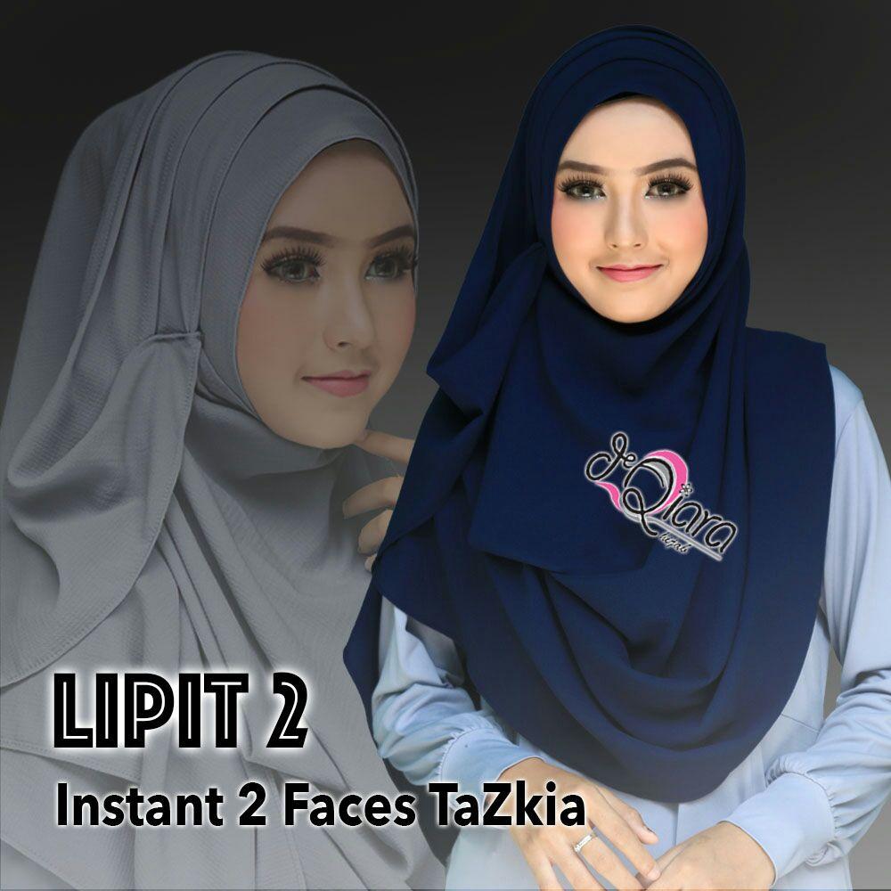 Jilbab Flow Idea Distributor Hijab Flow Fadeya DQiara