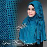 Siria-Mutia-Jaquard-biru-tosca