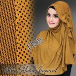 Siria-Mutia-Jaquard-kuning