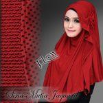 Siria-Mutia-Jaquard-merah