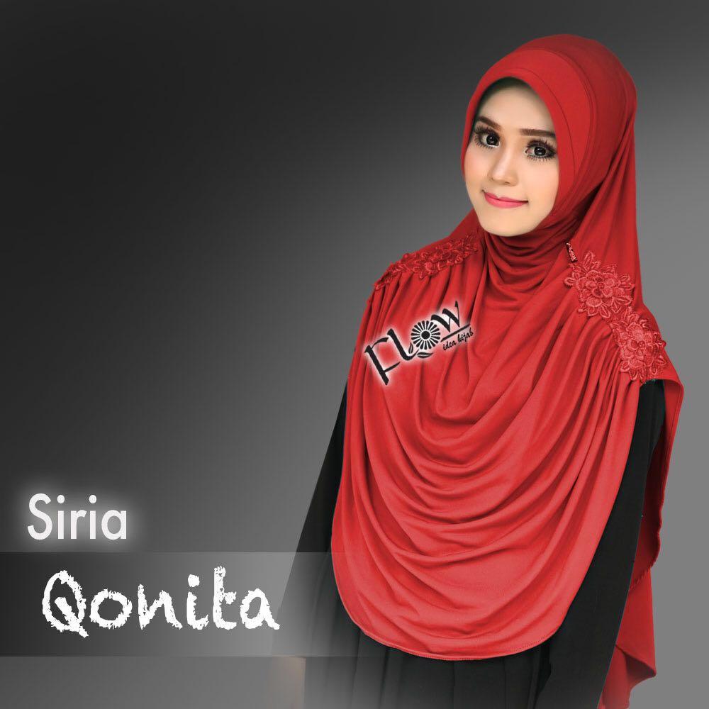 siria-qonita-merah