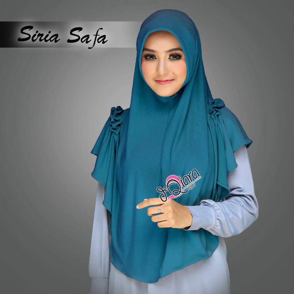Siria-Safa-biru-toska