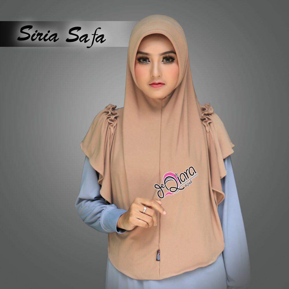 Siria-Safa-coklat