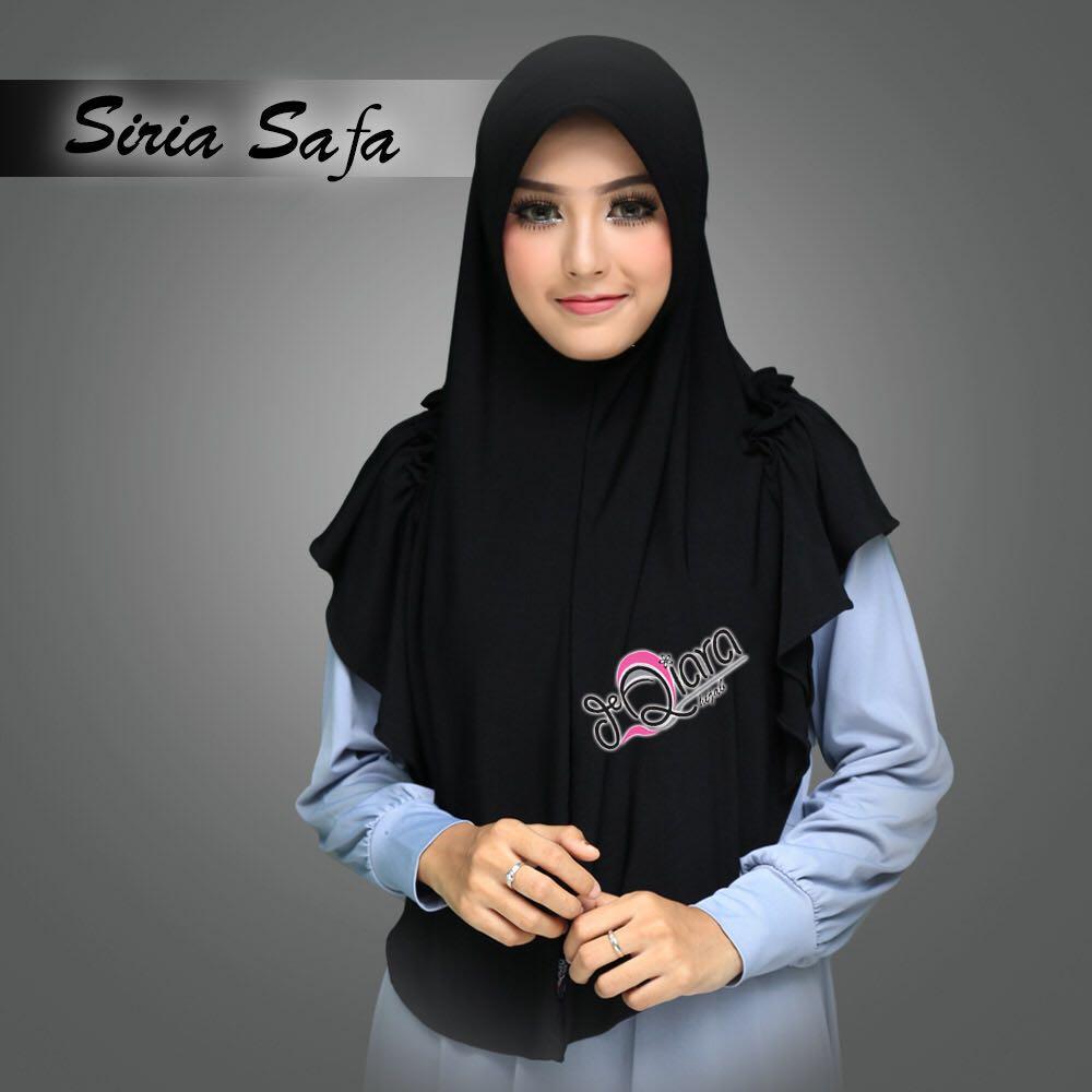 Siria-Safa-hitam