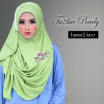 Tazkia-Pearly-hijau-melon