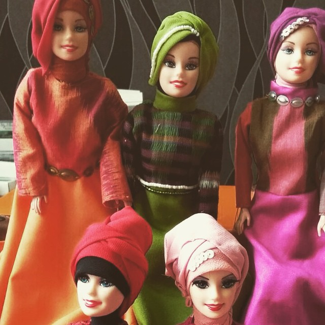 barbie-berhijab