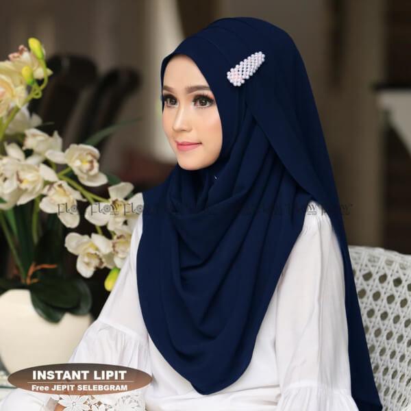 Produk Kerudung Flow Idea Hijab Jilbab Flow Idea
